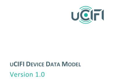 uCIFI Data Model (V1.0)